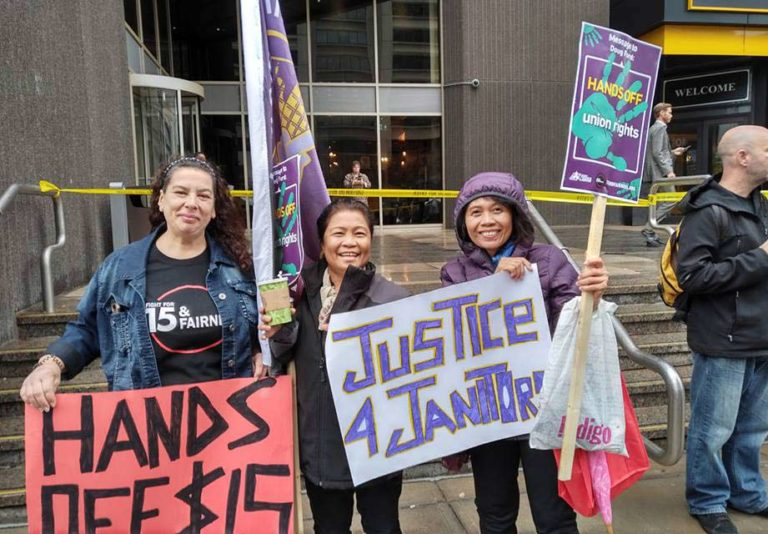 Justice for Janitors Movement Wins Big in Toronto