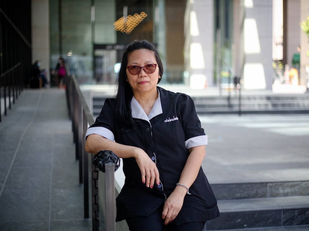 The Tyee Speaks To Filipina Janitor About Immigration And Working During The Pandemic