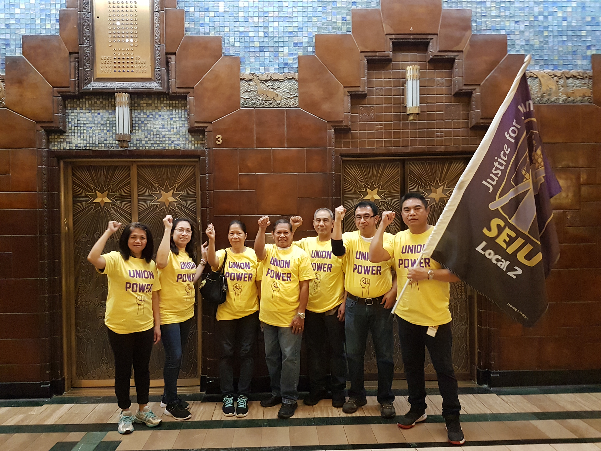 Bee-Clean Janitors Win Paid Sick Days, Health Benefits, and a Wage Boost in their First Collective Agreement
