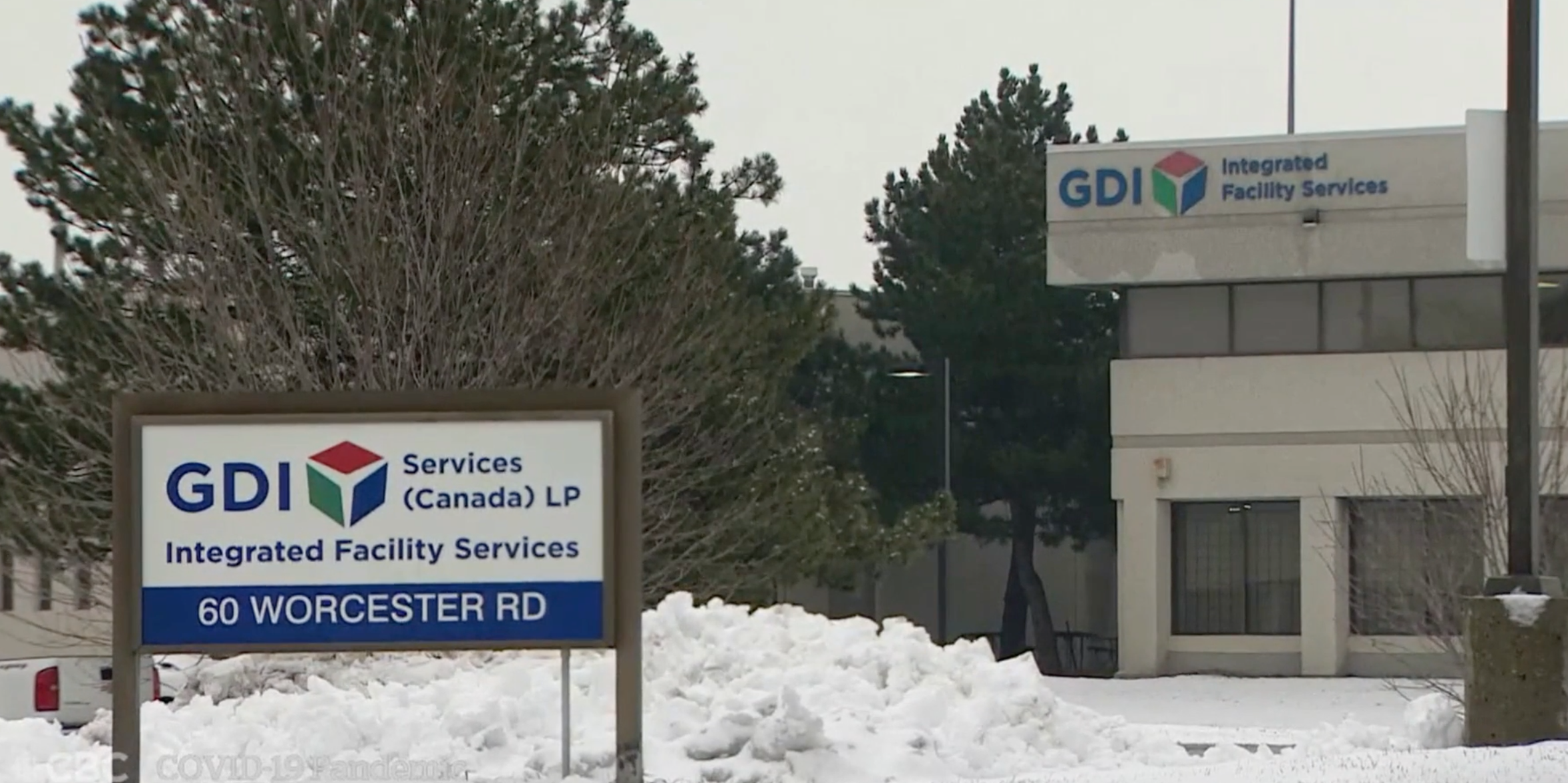 Report on GDI – CBC News