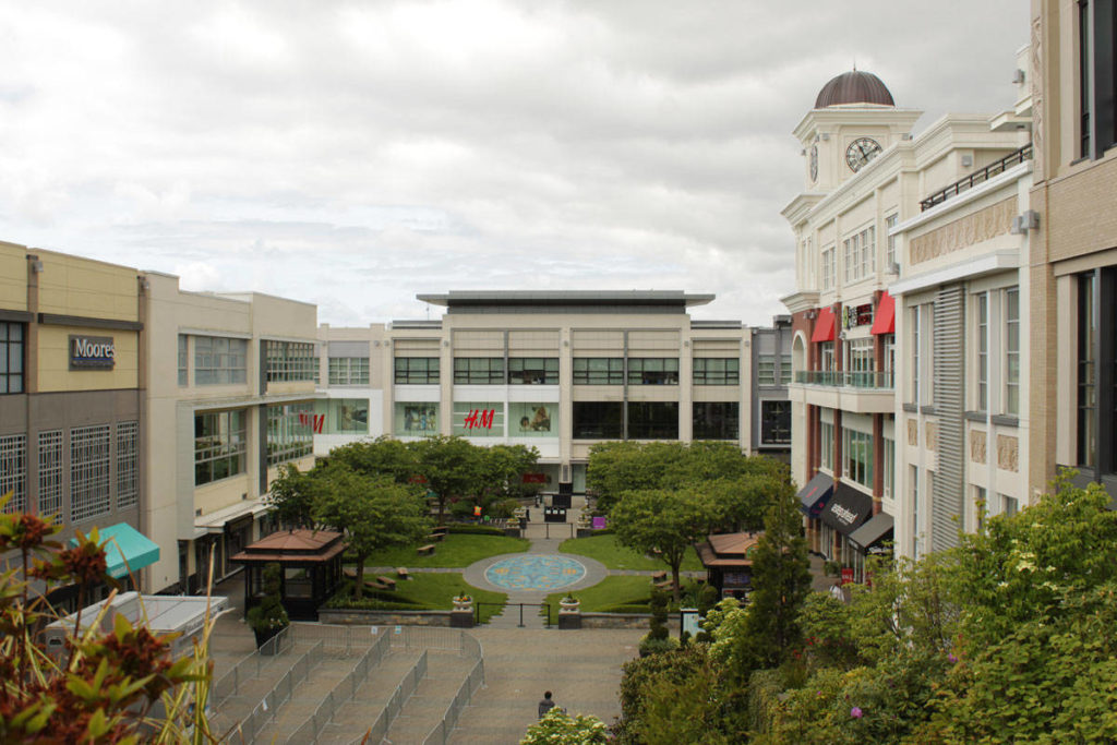 Saanich News Covers the Strike Vote at Uptown Mall